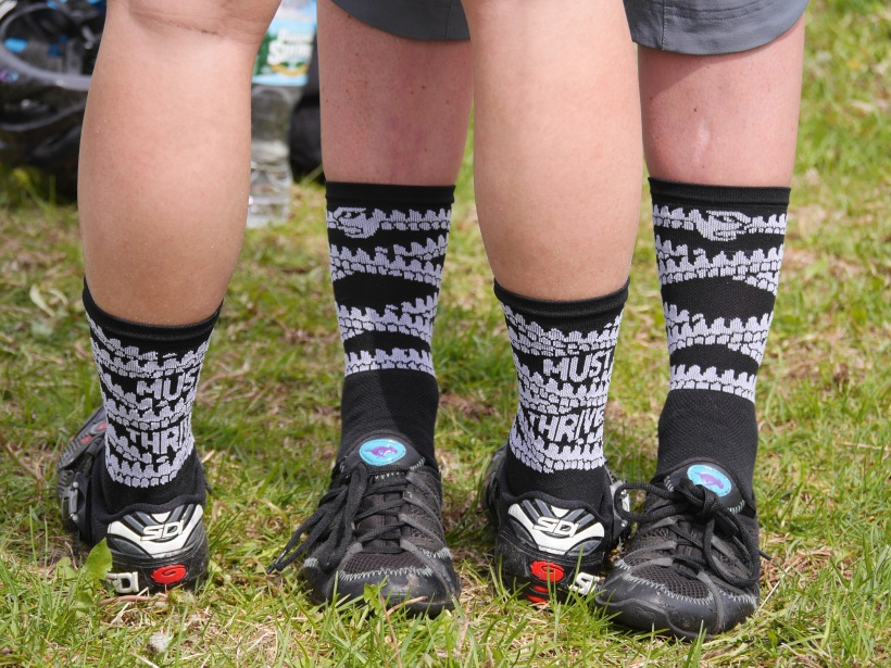 pkd socks fundraiser