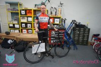 Ben wins the Grand Prize from Bicycle Therapy & Jamis Bicycles!