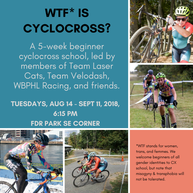 WTF_ is Cyclocross